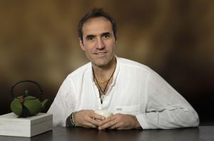Guillermo Casarotti, director de Té Ini Zen & Infusiones Chamana