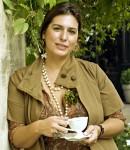 La reconocida nariz argentina, Inés Berton