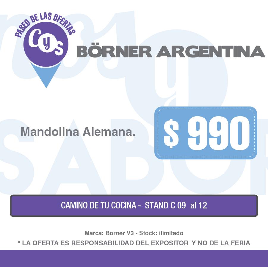 Borner Argentina
