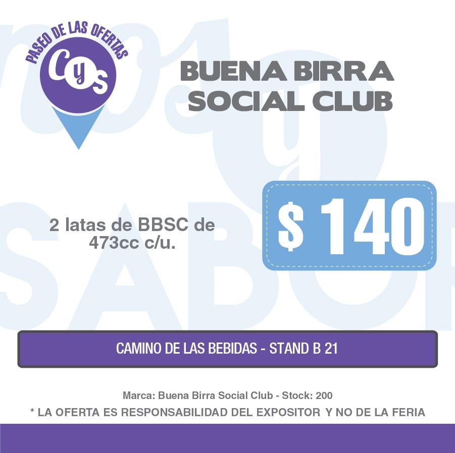Buena Birra Social Club