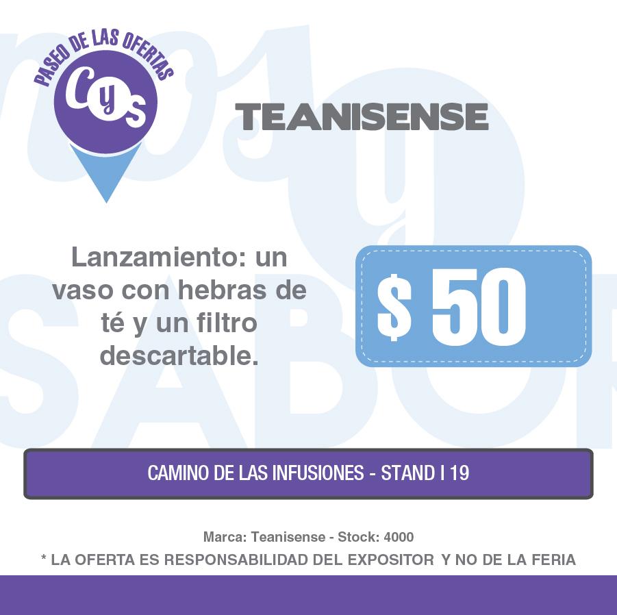 Teanisense
