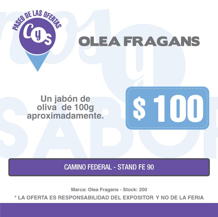 Olea Frangans